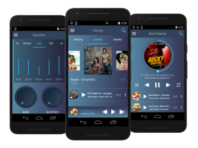 Beatz Music Player